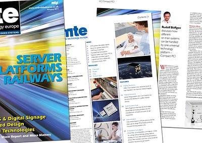 MTE magazine