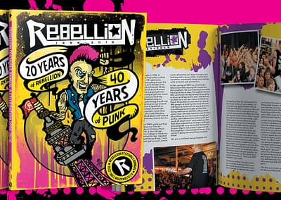 Rebellion Festival Annual