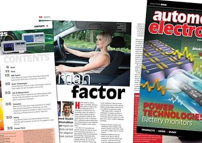 Automotive Electronic magazine