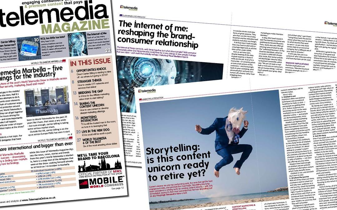 Telemedia Newsletter