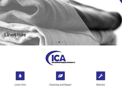 ICA website